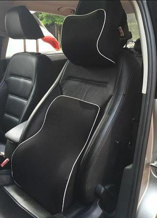 Поясничная подушка для водителя и пассажира Lagodrive Comfort