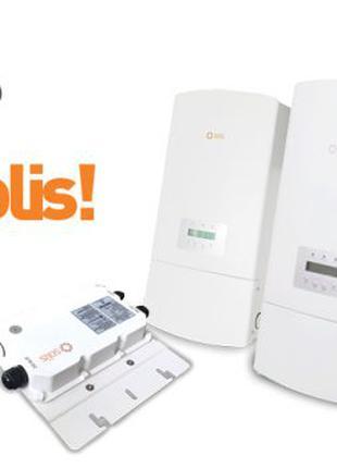 Инвертор для солнечных электростанций Solis 30K-5G 400V