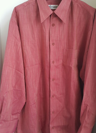 Рубашка Walsbush extra glatt L