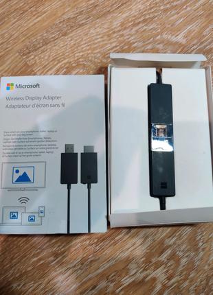 Адаптер для екрана Wireless adapter Microsoft