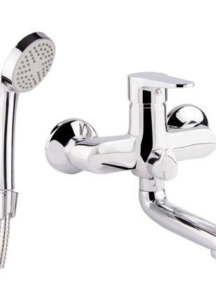 Смеситель для ванны Lidz (CRM)-14 34 006 10
