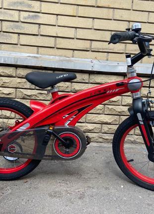Детский велосипед LANQ 12, 14, 16 дюймов