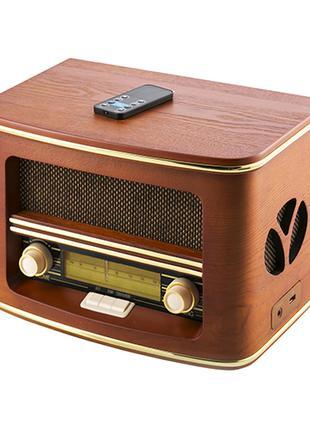 Радио ретро Camry CR 1167 Bluetooth / USB / CD / MP3 / Запись