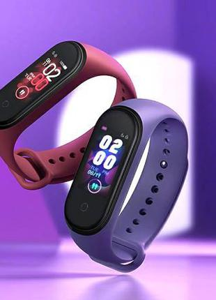 ОРИГИНАЛ Mi Smart Band 4, Xiaomi Amazfit Verge\Bip Lite +Ремешки