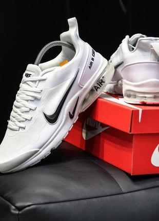Мужские кроссовки nike air presto cr7 (белые)