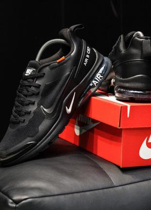 Мужские кроссовки nike air presto cr7 (черные)