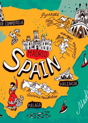 Уроки испанского, репетитор испанского