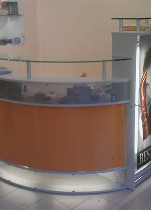 Стол администратора Opus Studio CA-05