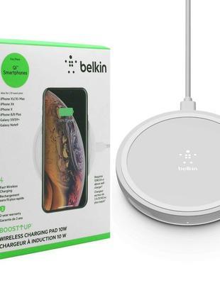 Беспроводное зарядное устройство Belkin Qi Wireless Charging Pad