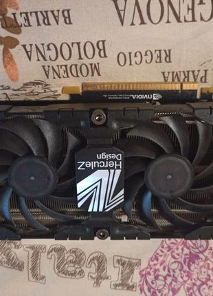 Видеокарта Inno3D GeForce GTX 1070