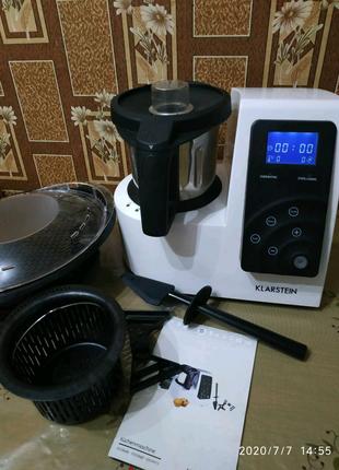 Кухонный комбайн 9-в-1 Klarstein