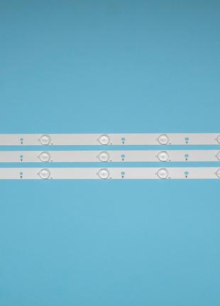 Led подсветка GJ-2K15 D2P5-315 D307-V1 Philips 32PHS5301 32LH500