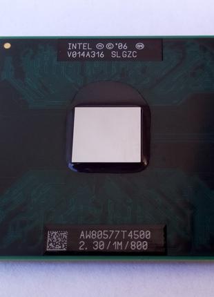 Процессор Intel Core 2 Duo T4500 (2.30GHz) +  + термопаста