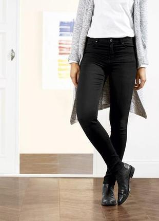 Женские джинсы супер скинни esmara
