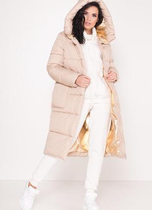 Распродажа зимней одежды!!! удлинённый зимний пуховик *!качест...