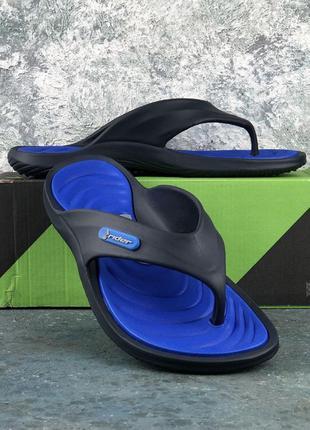 Вьетнамки rider cape xii ad blue/blue