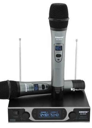 Радиосистема Shure SH-999R