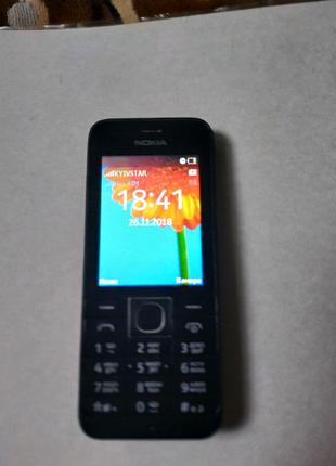Nokia 220 рабочая.