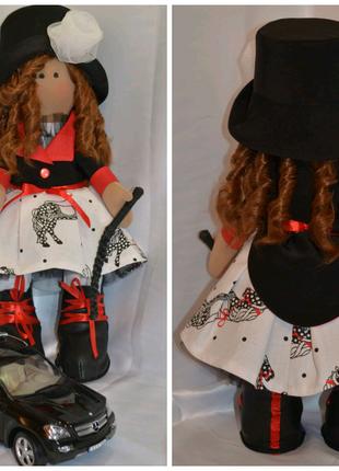 Кукла подарок рождения новый год девочке дочке ребенку девушке