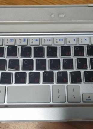 bluetoth клавиатура android ipad iphone