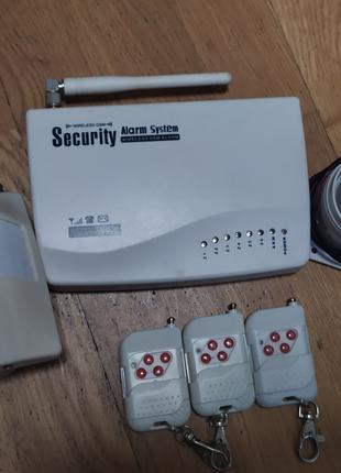 сигнализация security alarm system