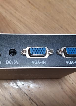 hd box pro vga компонент композит конвертер