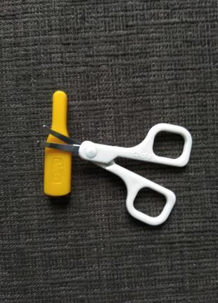 Продам маникюрные ножнички для новорожденных chicco