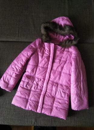 Зимняя куртка george, 10-11 лет