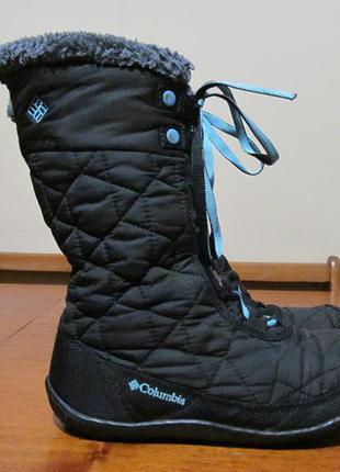 Ботинки columbia waterproof