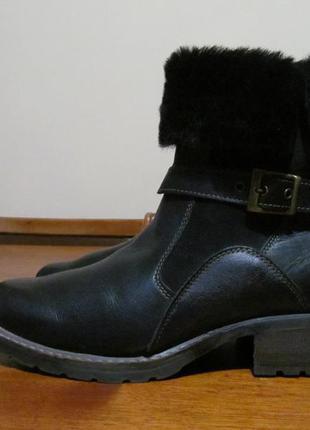 Ботинки натуралка, зима германия