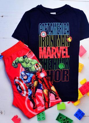 Комплект, набор, marvel, марвел, яркий костюм
