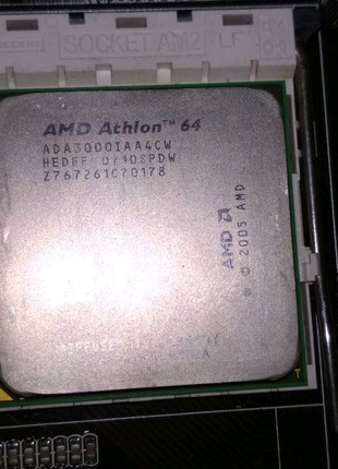 Процессор AMD Athlon 3000+ AM2 socket