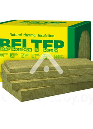 Минеральная вата Белтеп Фасад 12, 1000х600х100 мм Белтеп