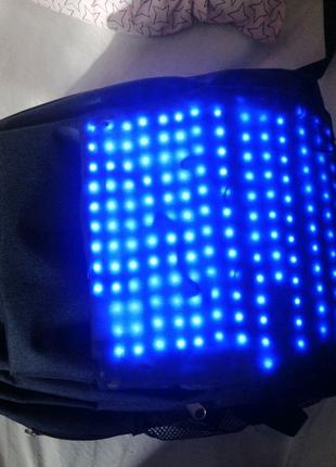 Светящийся рюкзак