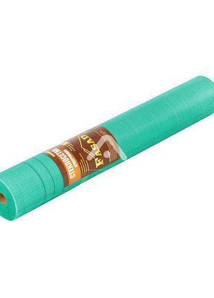 Сетка армированная Fasad 5х5 мм, 1х50 м, зеленая BudMonster