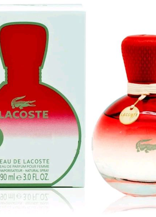 Женская парфюмированная вода Lacoste Eau de Lacoste Red - 90ml