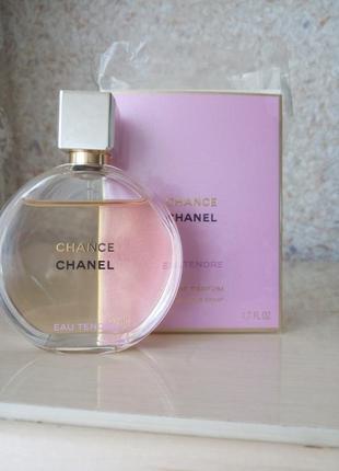 Chanel chance eau tendre eau de parfum/парфюмированная вода!
