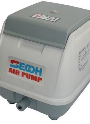 Воздуходувка компрессор Secoh -60n, мембранный; запчасти.
