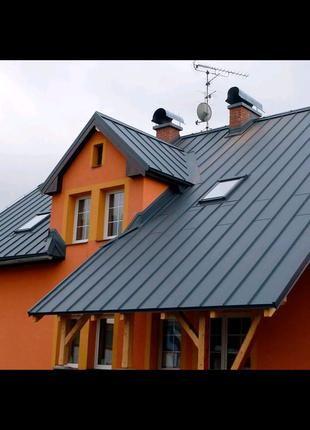 Высококачественные услуги по монтажу и ремонту крыши