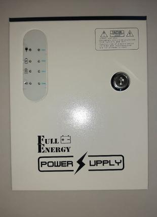 Бесперебойный блок питания Full Energy BBG-124/4 (12V 4A)