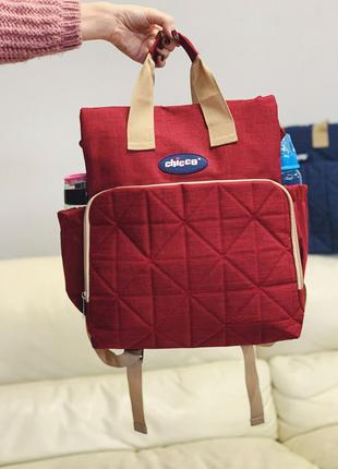 Сумка - рюкзак для мам Chicco Чико
