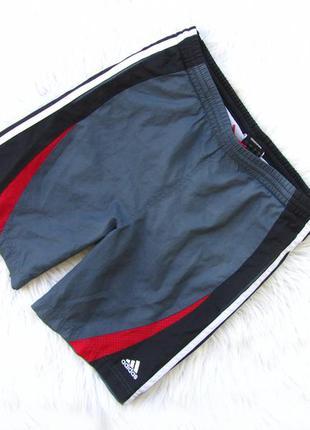 Качественные спортивные шорты плавки adidas