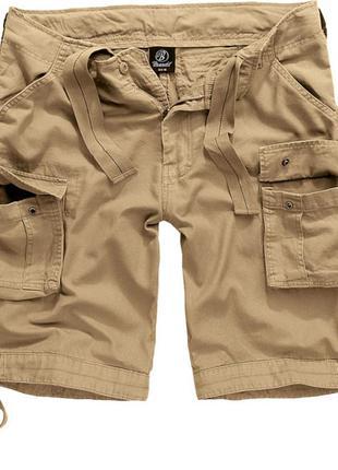 Котоновые  чисто мужские шорты  с карманами