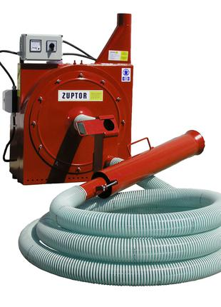 Комбикормовая дробилка 18,5 кВт (Zuptor), кормосмеситель, дробарк