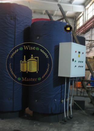 Теплоаккумулирующая емкость 500 л