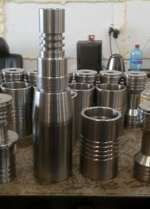 Металообработка,токарные,фрезерные работы на станках ЧПУ