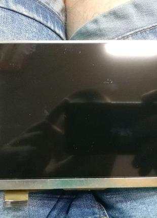 """Дисплей для планшета 7"""" 30pin семь дюймов бу с разборки"""
