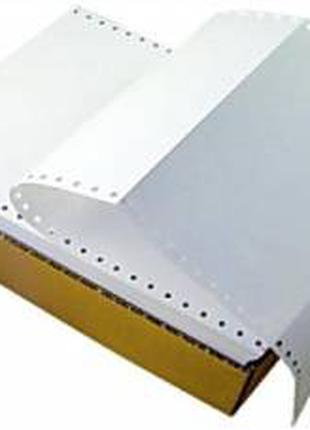 Перфорированная бумага -240мм \420мм 1-слойная белая