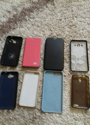 Чехли на телефони