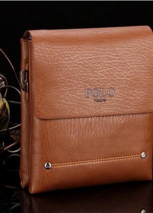 Мужская сумка VICUNA POLO (маленькая)
